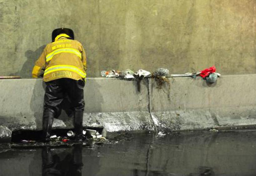 Basura provoca 50% de encharcamientos e inundaciones durante las lluvias | El Imparcial de Oaxaca