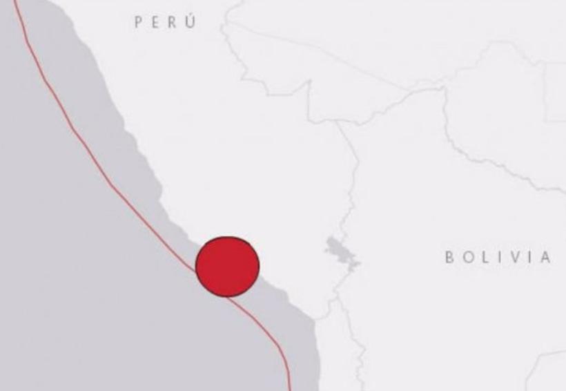 Reportan sismo en Perú de 4.3 grados en la escala de Richter | El Imparcial de Oaxaca