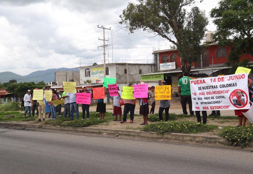 Crece conflicto en la Vicente Guerrero | El Imparcial de Oaxaca
