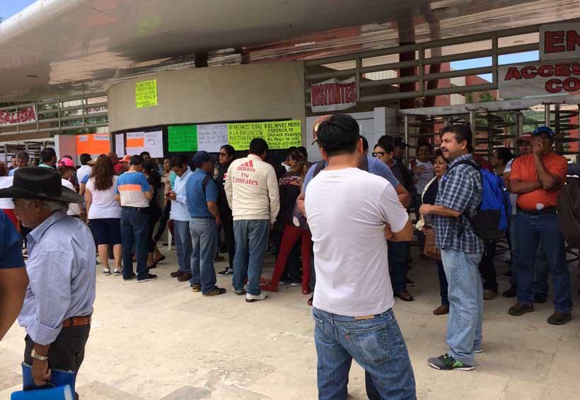 Toma S-22 Cd. Administrativa | El Imparcial de Oaxaca