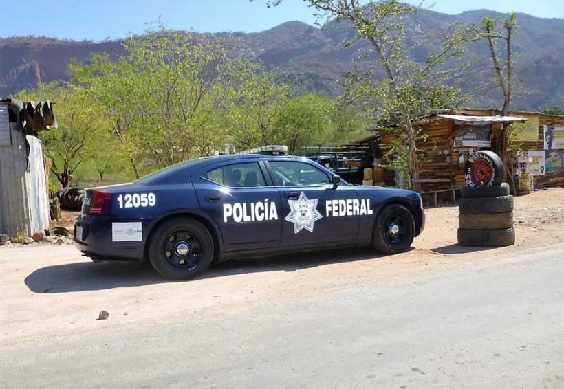 Denuncian ausencia de policía federal en la Mixteca | El Imparcial de Oaxaca