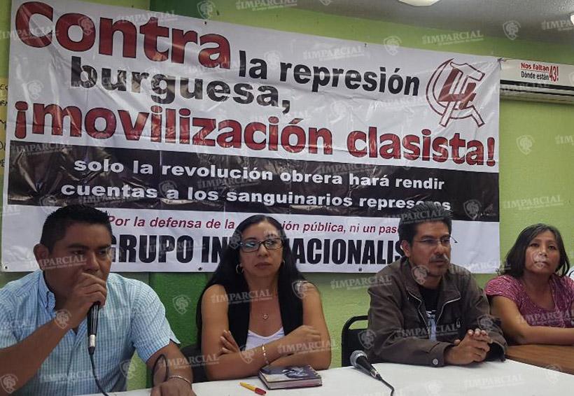 Denuncian detención arbitraria de enfermera por apoyar a la S-22 | El Imparcial de Oaxaca