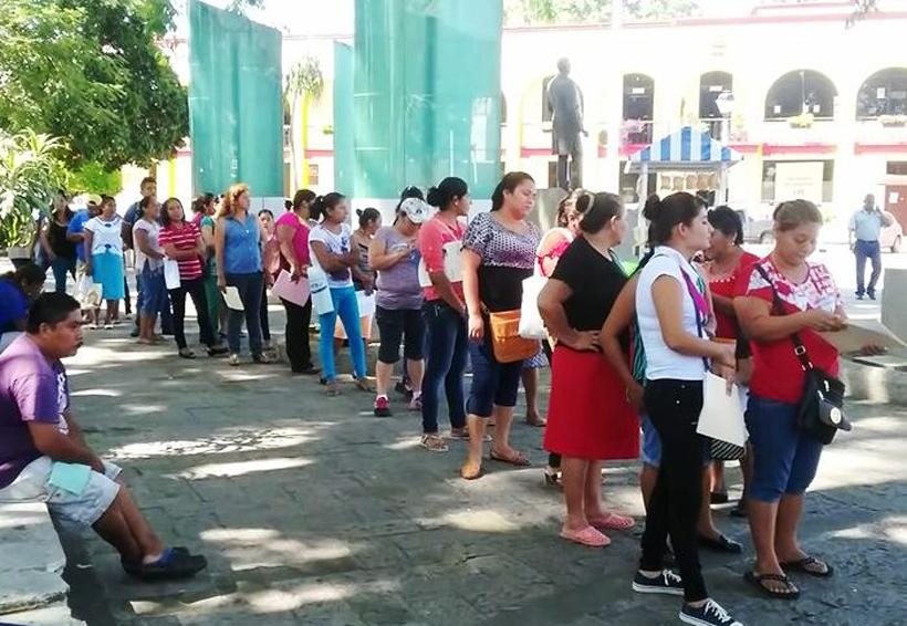 Falso, anuncio de unidades móviles para la actualización de actas de nacimiento en la Cuenca | El Imparcial de Oaxaca