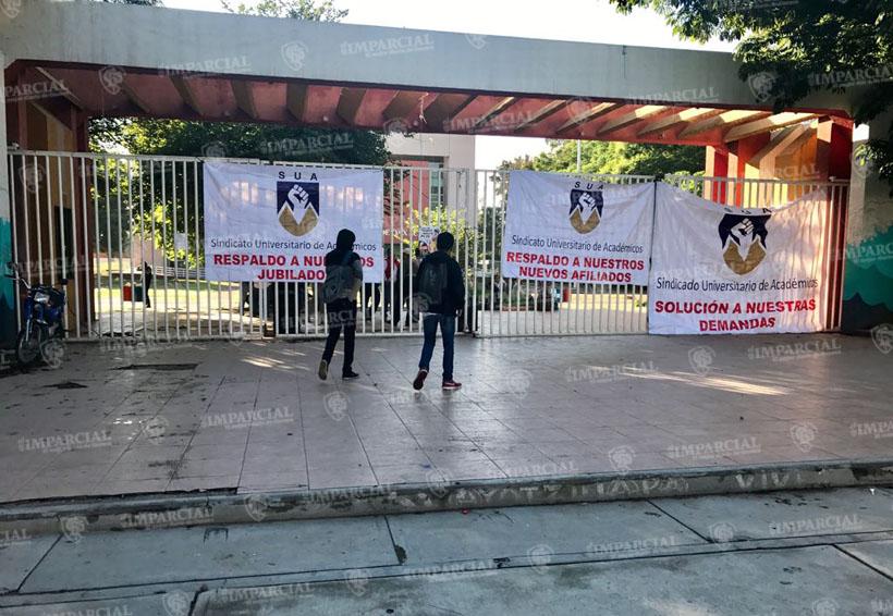 SUA toma Ciudad Universitaria | El Imparcial de Oaxaca