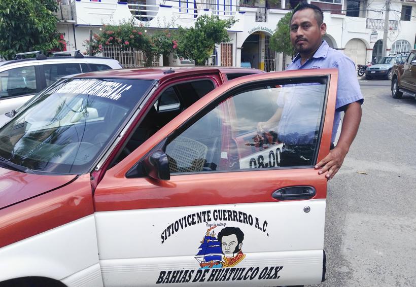 Capacitan a taxistas de Huatulco | El Imparcial de Oaxaca
