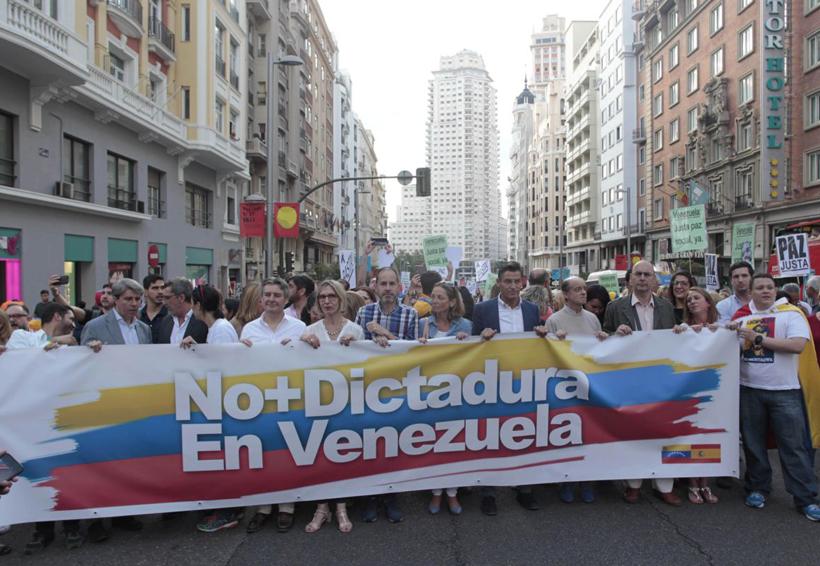 Se profundiza la represión en Venezuela: Amnistía Internacional | El Imparcial de Oaxaca