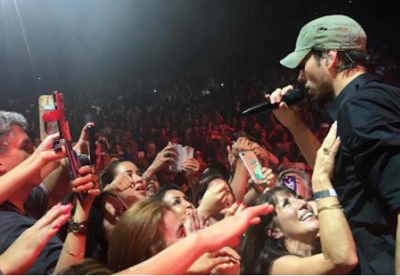 Decepciona concierto de Enrique Iglesias en España | El Imparcial de Oaxaca