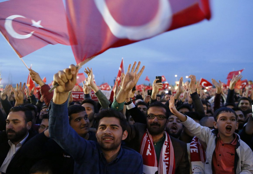 Turquía reitera su determinación a luchar contra organizaciones terroristas | El Imparcial de Oaxaca