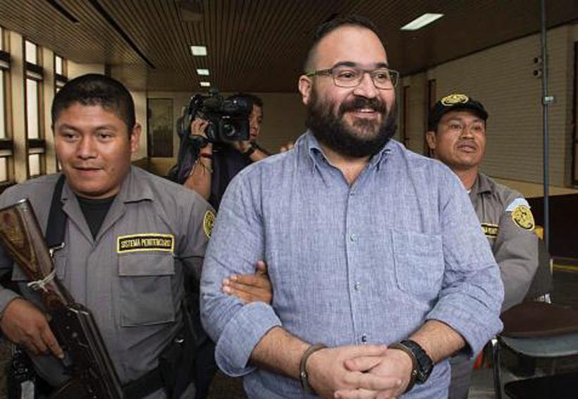 Confirma PGR llegada de Javier Duarte a México la próxima semana | El Imparcial de Oaxaca