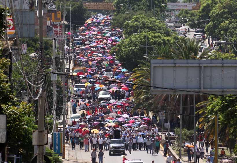 Sección 22 queda a deber 18 días del ciclo escolar | El Imparcial de Oaxaca