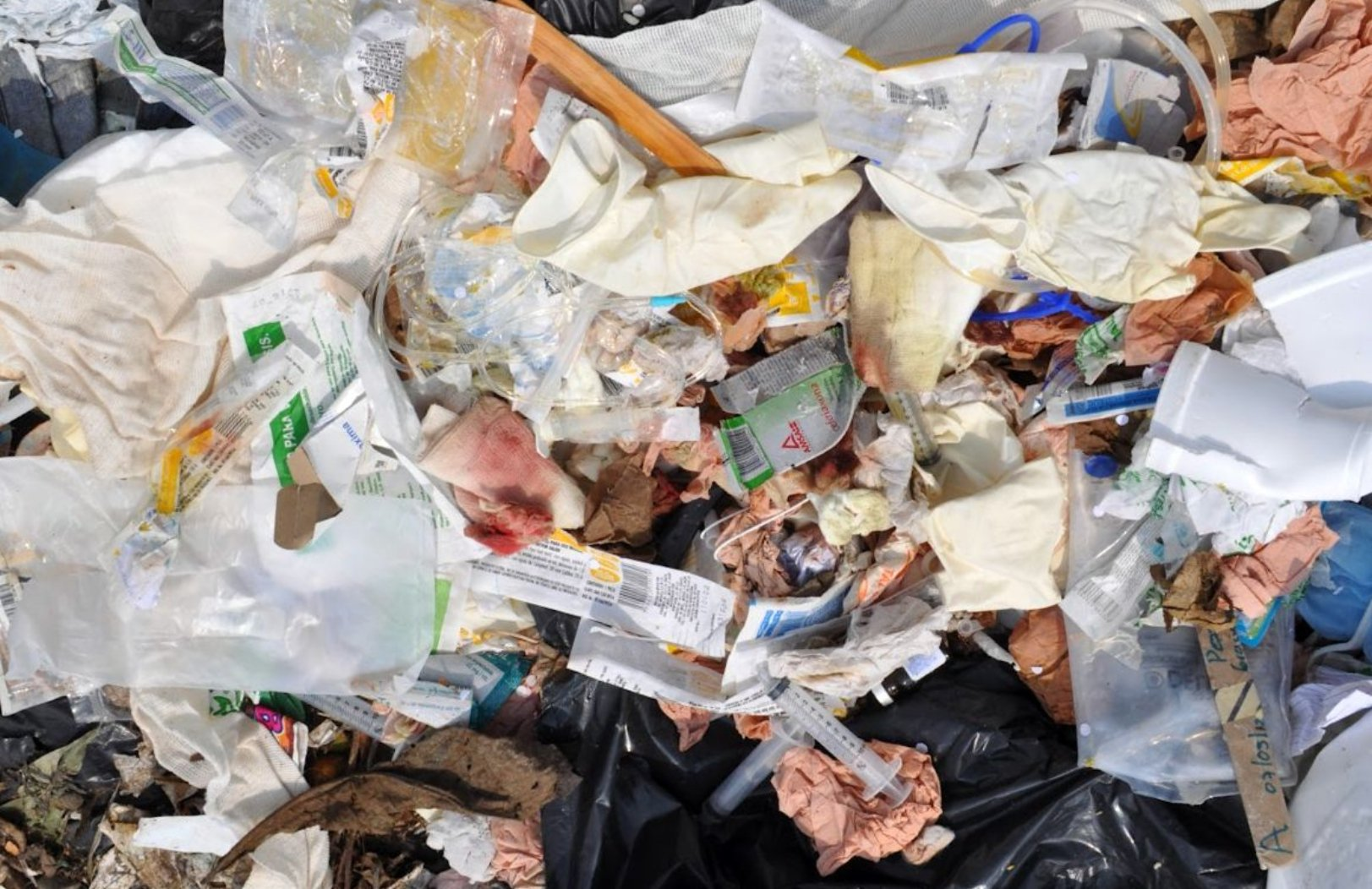 Muere bebé en hospital y la arrojan a la basura | El Imparcial de Oaxaca