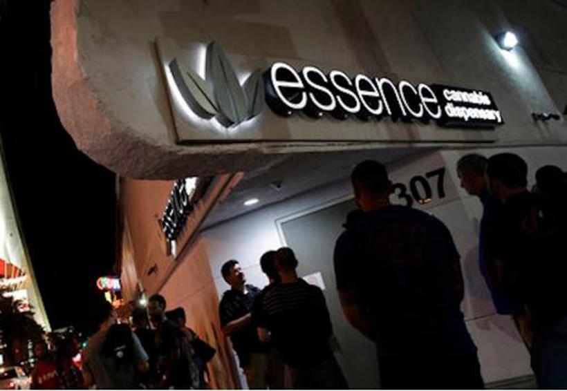 Inicia en Las Vegas venta legal de mariguana para fines recreativos | El Imparcial de Oaxaca
