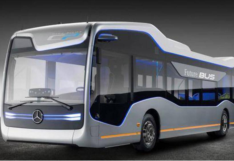 Mercedes Benz prevé introducir autobuses eléctricos a México | El Imparcial de Oaxaca