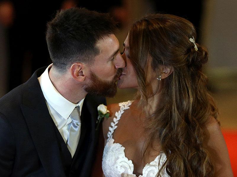 Messi y Roccuzzo ahora son marido y mujer   El Imparcial de Oaxaca