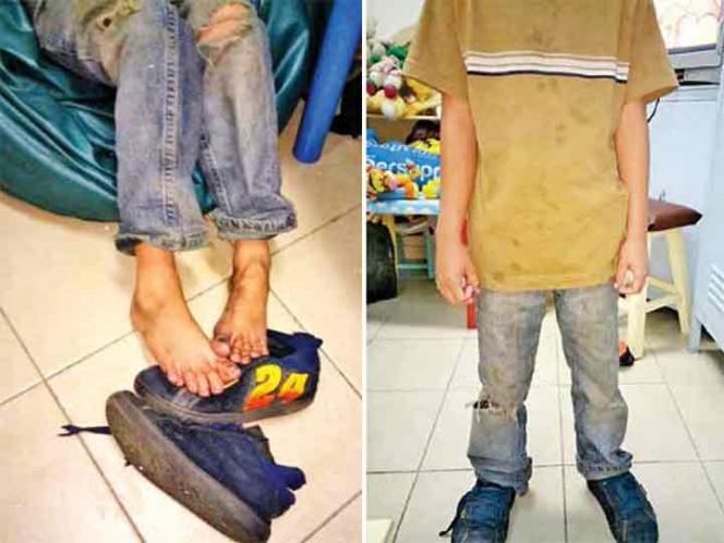 Rescatan a 2 niños en total abandono | El Imparcial de Oaxaca