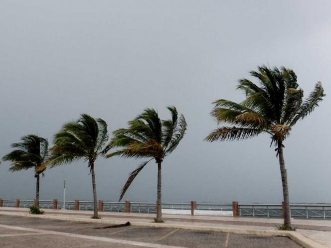 Vientos fuertes en todo el país por ondas tropicales | El Imparcial de Oaxaca