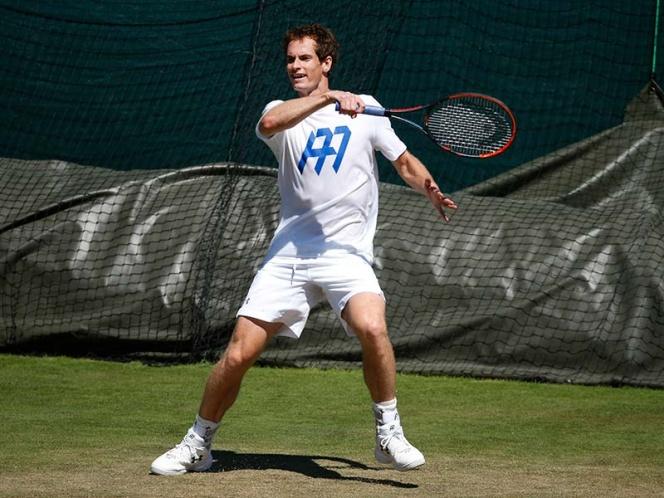 Murray llega con motivación a Wimbledon | El Imparcial de Oaxaca