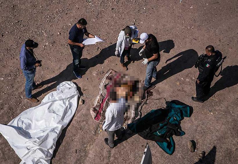 Violencia generada por grupos que pelean zona al cártel de 'El Chapo' | El Imparcial de Oaxaca