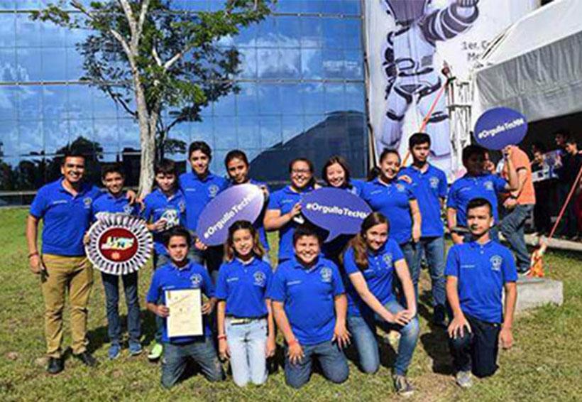 Alumnos mexicanos ganan 9 oros en torneo internacional de robots | El Imparcial de Oaxaca