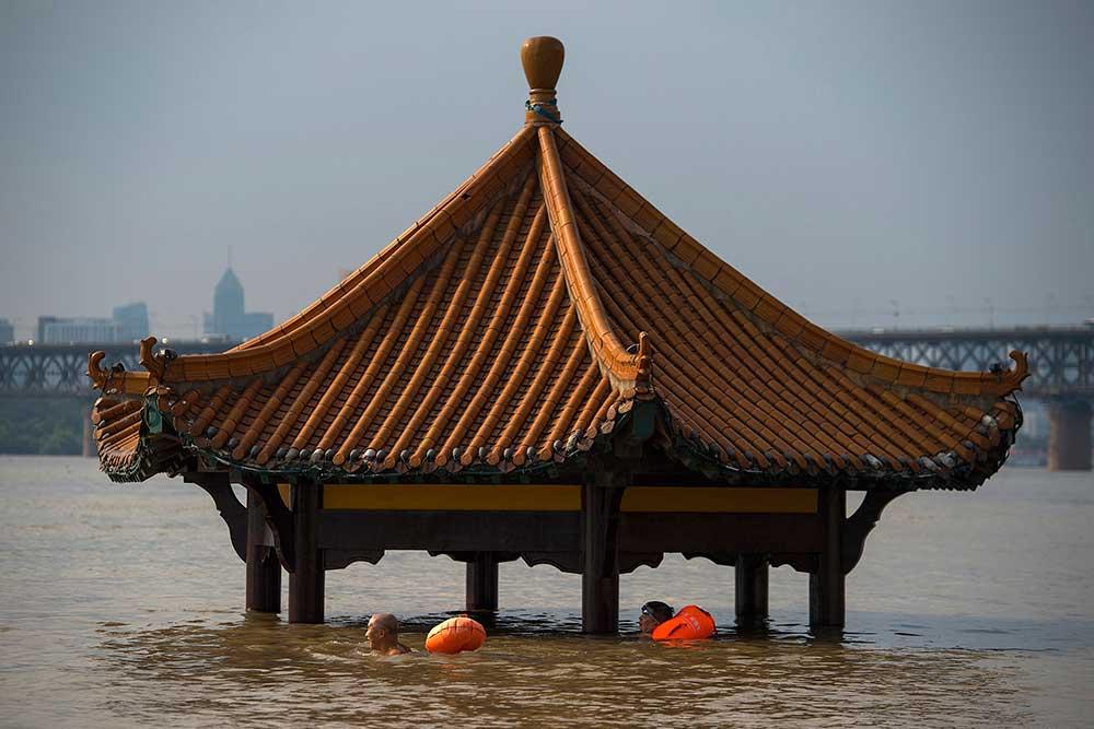 Suman 56 muertos en China por lluvias   El Imparcial de Oaxaca