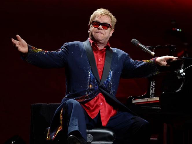 Elton John cancela 'show' en Hamburgo por la llegada del G20 | El Imparcial de Oaxaca