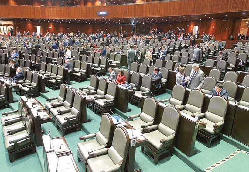 Diputados pasan lista y abandonan el pleno | El Imparcial de Oaxaca
