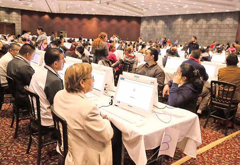 Avanza evaluación docente en estados de la República | El Imparcial de Oaxaca