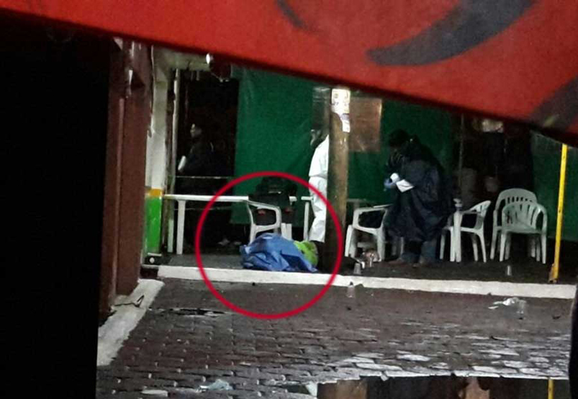 Ajuste de cuentas deja un muerto y dos heridos   El Imparcial de Oaxaca
