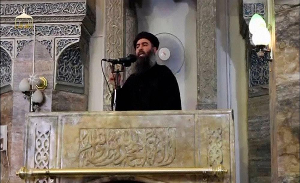 Oposición siria confirma la muerte del jefe máximo del Estado Islámico | El Imparcial de Oaxaca