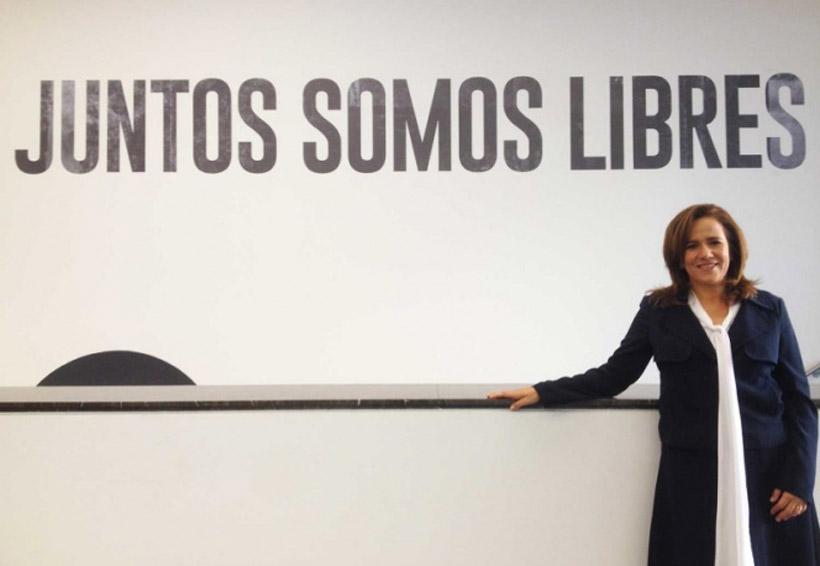PAN va por alianza 'por miedo de la aritmética': Margarita Zavala | El Imparcial de Oaxaca