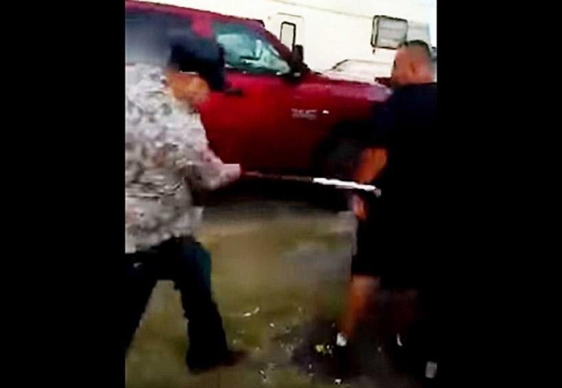 Video: Por perder 'mota' supuestos narcos lo castigan con 17 batazos | El Imparcial de Oaxaca
