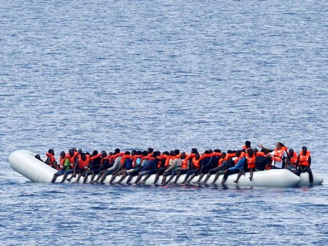 Rescatan a casi siete mil inmigrantes en el Canal de Sicilia | El Imparcial de Oaxaca