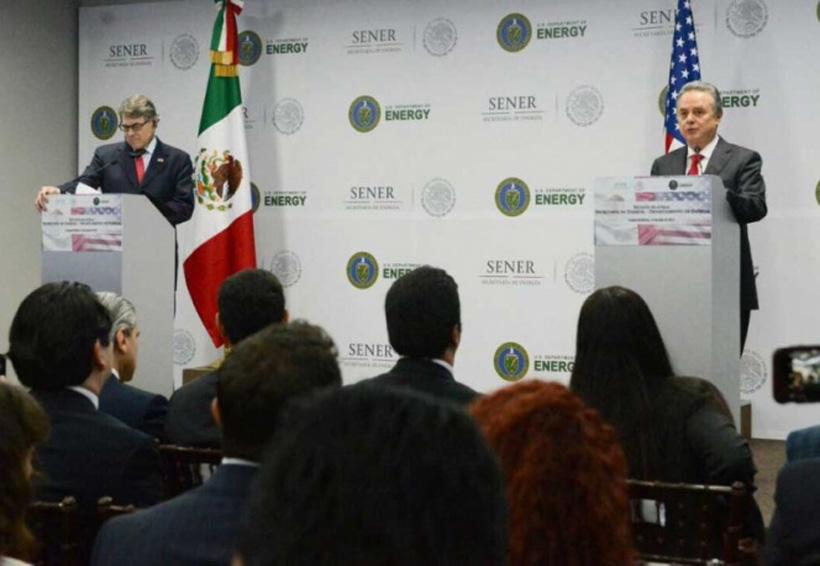 México y EU llevan 'a otro nivel' relación energética bilateral | El Imparcial de Oaxaca