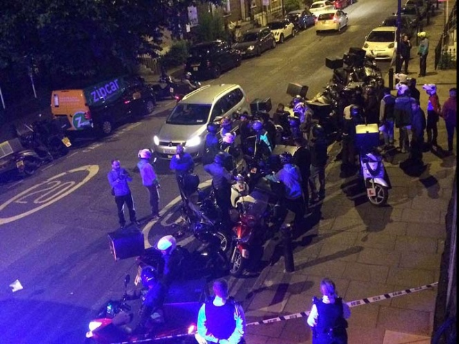 Hombres en moto realizan varios ataques con ácido en Londres | El Imparcial de Oaxaca