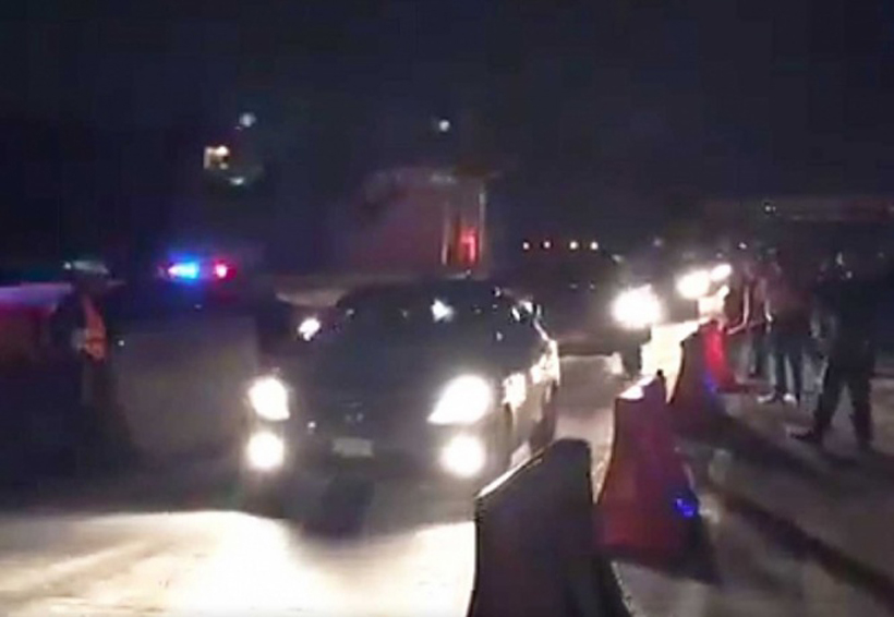 Abren circulación a autos y autobuses en Paso Exprés de Cuernavaca | El Imparcial de Oaxaca