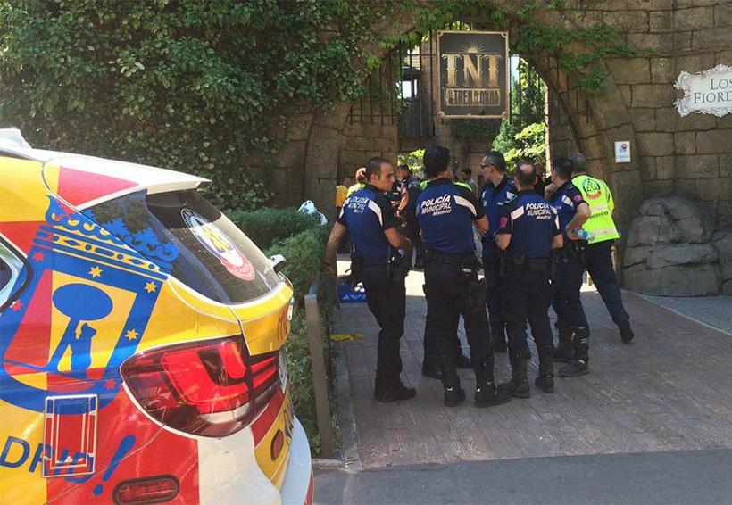 Accidente en montaña rusa de España deja 33 heridos | El Imparcial de Oaxaca