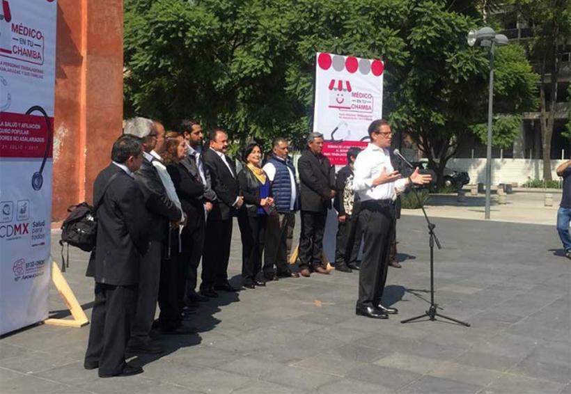 Por 'miedo' no avanza incremento a salario mínimo: Chertorivski   El Imparcial de Oaxaca