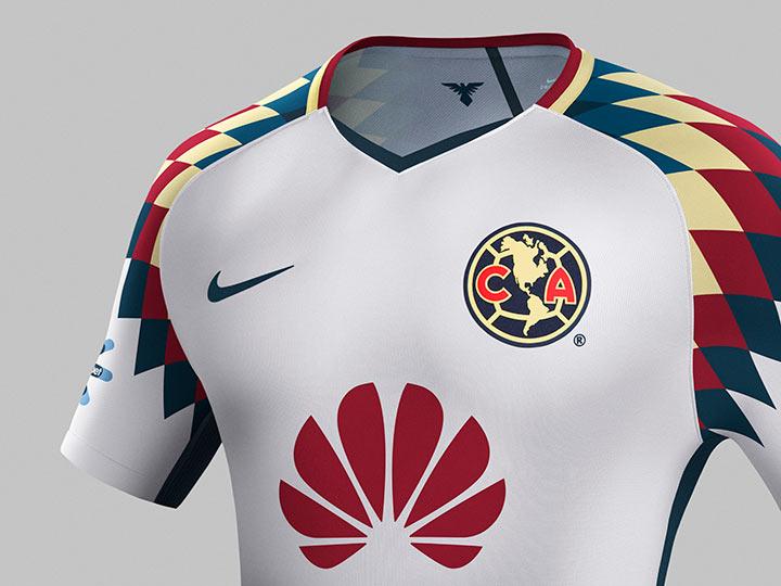 América presenta su playera 'Vuelo del águila'   El Imparcial de Oaxaca