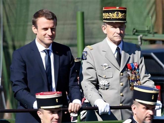 Renuncia el jefe del Ejército de Francia | El Imparcial de Oaxaca