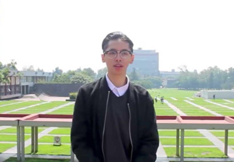 Alumno realiza examen perfecto para ingresar a la UNAM | El Imparcial de Oaxaca