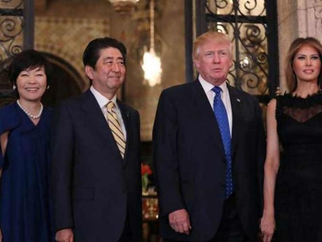El supuesto desplante de primera dama nipona a Trump se viraliza | El Imparcial de Oaxaca