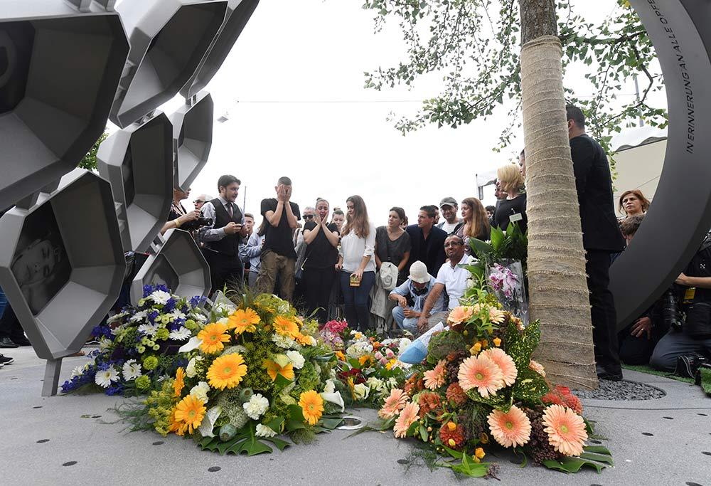 Alemania conmemora primer aniversario del ataque en Múnich   El Imparcial de Oaxaca