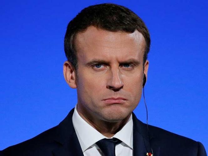 Se desploma popularidad de Macron en Francia | El Imparcial de Oaxaca