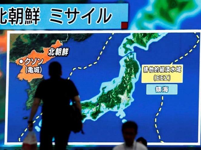 Corea del Norte lanza misil hacia el Mar de Japón | El Imparcial de Oaxaca