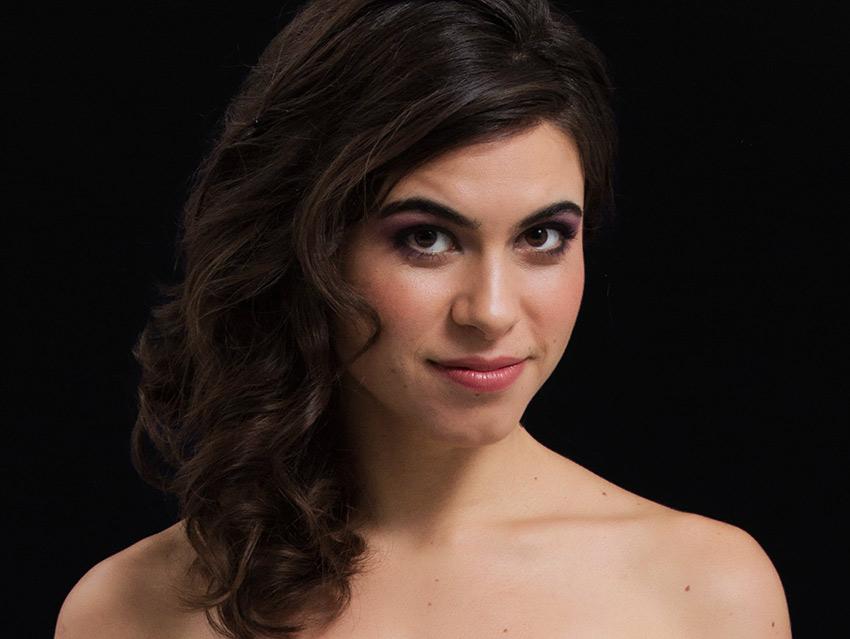 Sofía Espinosa anda animada y en teatro | El Imparcial de Oaxaca