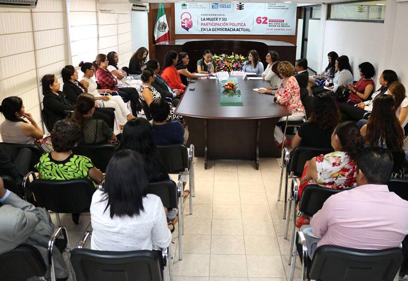 A 62 años del voto de la mujer en México, la violencia prevalece | El Imparcial de Oaxaca
