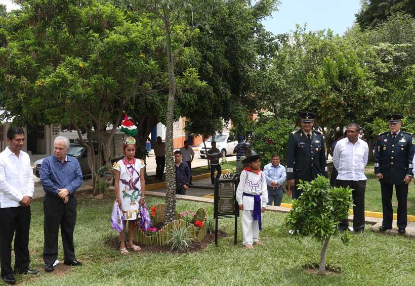 Festejan Centenario de la Escuela Médico Militar en Oaxaca | El Imparcial de Oaxaca