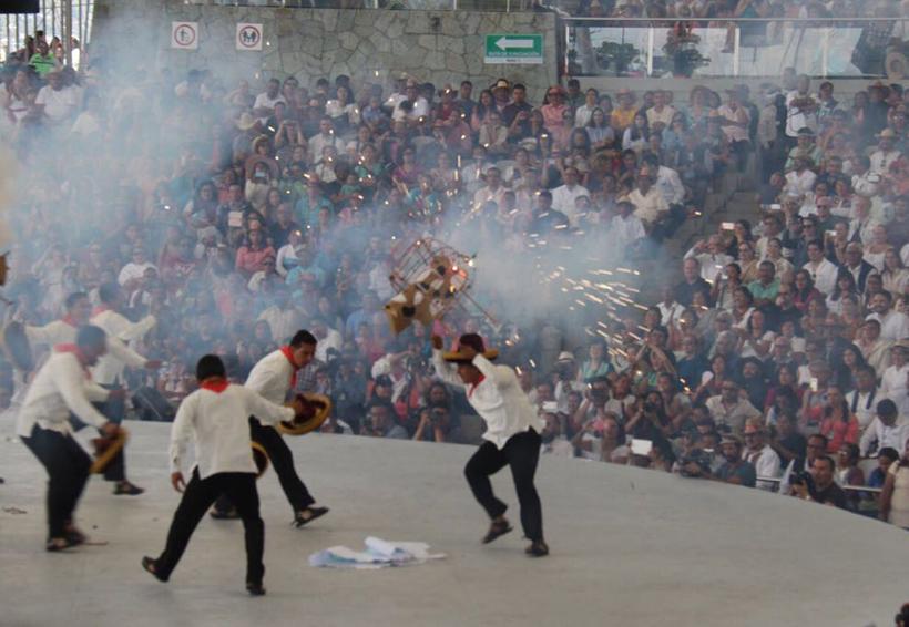 Reporta SSPO saldo blanco en Guelaguetza | El Imparcial de Oaxaca