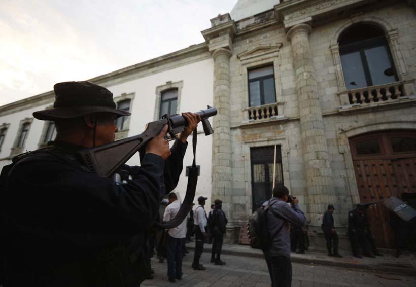Rechaza rector dos facultades de Derecho | El Imparcial de Oaxaca