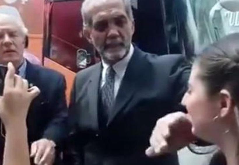 """Tapar la boca a mujer que increpaba """"fue accidental"""": Dabdoub   El Imparcial de Oaxaca"""